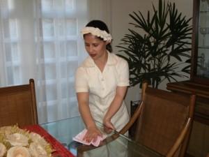 A Empregada Doméstica