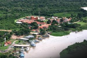 A SESC Pantanal